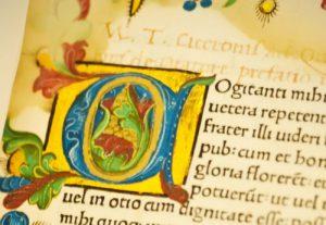 Mittelalterliche Schriften