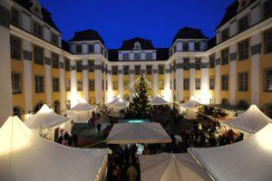 Weihnachtsmarkt Schloss Tettnang