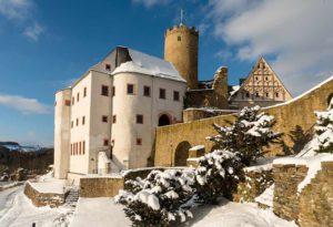 Weihnachten auf Burg Scharfenstein