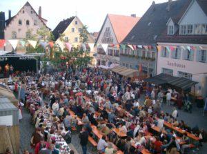 Mittelalterliches Bürgerfest Gräfenberg